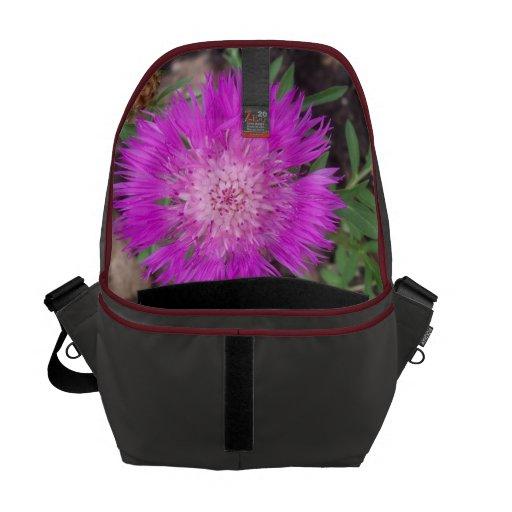 La bolsa de mensajero de la flor del maíz bolsas de mensajeria