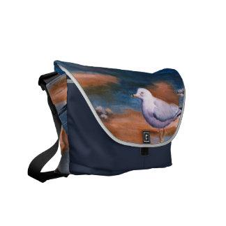 La bolsa de mensajero de la gaviota bolsa messenger