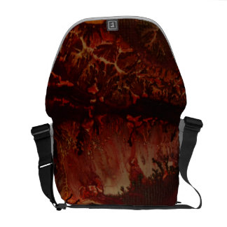 La bolsa de mensajero de la LAVA 2 Bolsas De Mensajería