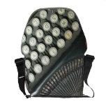 La bolsa de mensajero de la máquina de escribir de bolsa de mensajeria