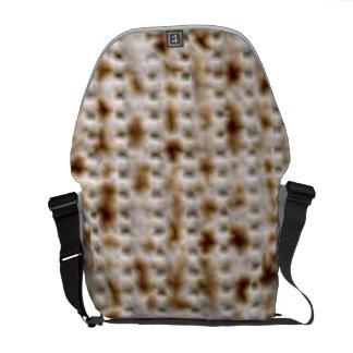 La bolsa de mensajero de la mochila del Matzo Bolsas Messenger