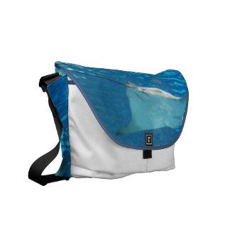 La bolsa de mensajero de la natación de la pastina bolsa messenger