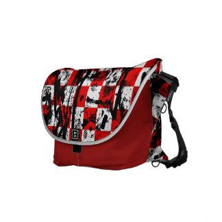 La bolsa de mensajero de la pintada del niño de la bolsas de mensajería