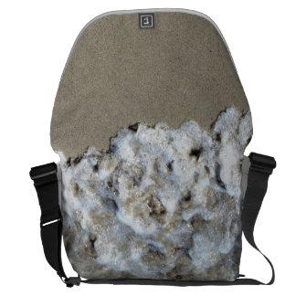 La bolsa de mensajero de la playa bolsa messenger