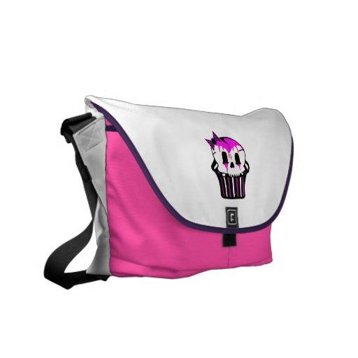 la bolsa de mensajero de la púrpura de la magdalen bolsa de mensajería