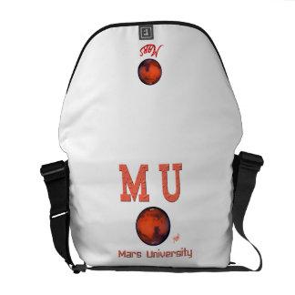 La bolsa de mensajero de la universidad de Marte Bolsa De Mensajería