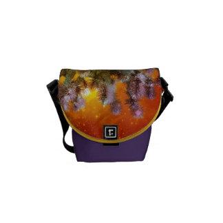 La bolsa de mensajero de la yuca bolsa de mensajeria
