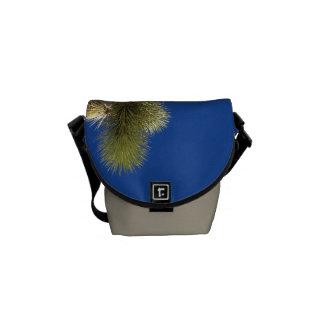La bolsa de mensajero de la yuca bolsa messenger