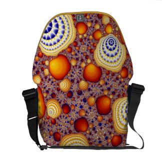 La bolsa de mensajero de las cáscaras bolsas messenger