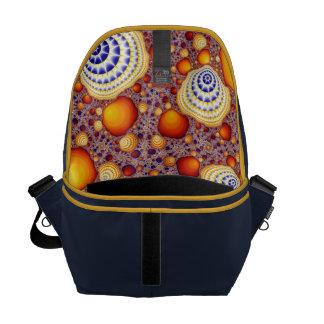 La bolsa de mensajero de las cáscaras bolsas de mensajería