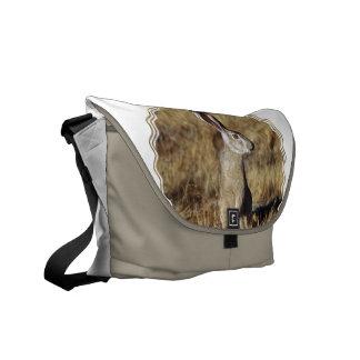 La bolsa de mensajero de las liebres bolsas de mensajeria
