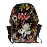 La bolsa de mensajero de las orquídeas de Ernst Ha Bolsas De Mensajeria