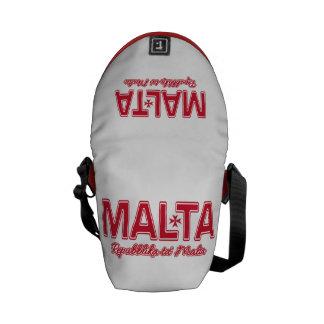 La bolsa de mensajero de MALTA Bolsas De Mensajería