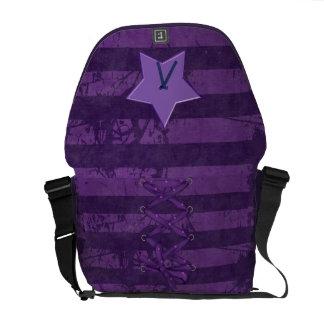 La bolsa de mensajero de moda del carrito bolsa messenger