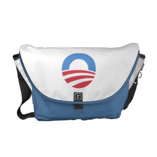 La bolsa de mensajero de Obama Bolsas De Mensajeria