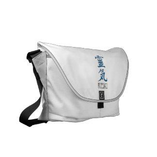 La bolsa de mensajero de Reiki Bolsas Messenger