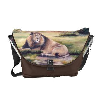 La bolsa de mensajero de rey Lion Bolsa De Mensajería