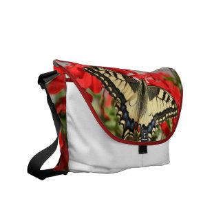 La bolsa de mensajero de Swallowtail del anís Bolsas De Mensajeria