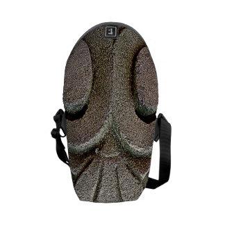 La bolsa de mensajero de talla de piedra bolsa de mensajeria