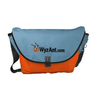La bolsa de mensajero de WyzAnt - medio Bolsas De Mensajeria
