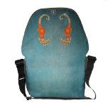 La bolsa de mensajero del amor del Seahorse Bolsas Messenger