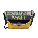 La bolsa de mensajero del ángel de Antillas Bolsa De Mensajeria