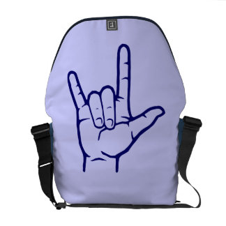 La bolsa de mensajero del ASL de la marina de Bolsas De Mensajeria