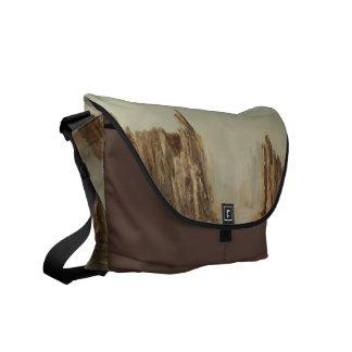 La bolsa de mensajero del barranco del desierto bolsa de mensajería