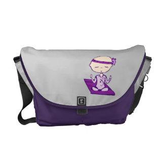La bolsa de mensajero del bebé de la YOGA Bolsas De Mensajería