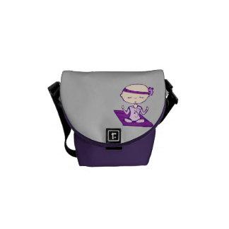 La bolsa de mensajero del bebé de la YOGA Bolsas De Mensajeria