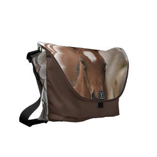 La bolsa de mensajero del bebé del caballo bolsas messenger