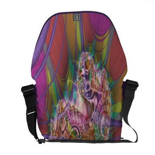 La bolsa de mensajero del carnaval bolsas messenger