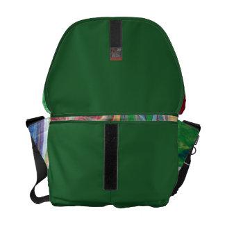La bolsa de mensajero del carrito bolsa de mensajería