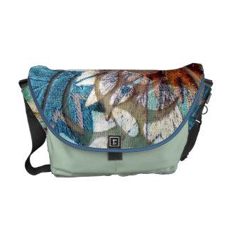 La bolsa de mensajero del carrito bolsas de mensajeria