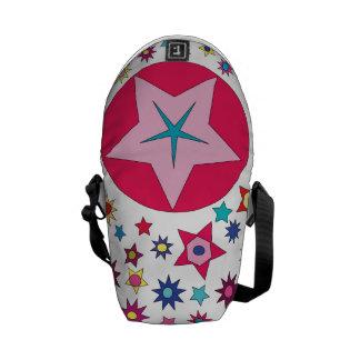 La bolsa de mensajero del carrito bolsa de mensajeria