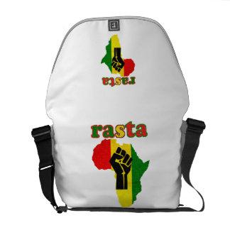 La bolsa de mensajero del carrito de África del po Bolsa De Mensajeria