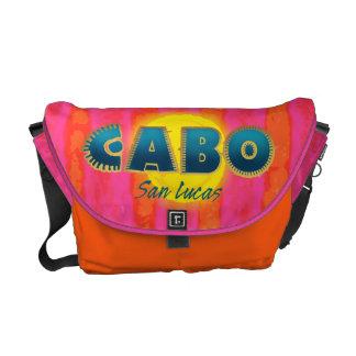La bolsa de mensajero del carrito de Cabo 3 Bolsa De Mensajeria