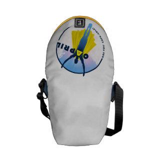 La bolsa de mensajero del carrito de Capril Bolsa De Mensajería