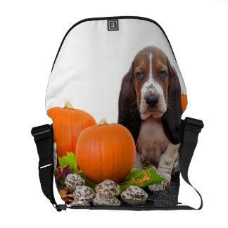La bolsa de mensajero del carrito de Halloween Bas Bolsas De Mensajeria