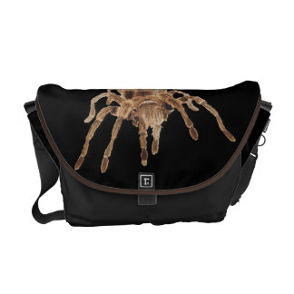 La bolsa de mensajero del carrito de la araña del  bolsas de mensajería