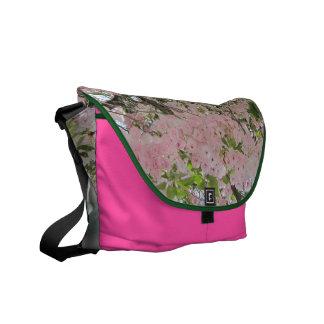 La bolsa de mensajero del carrito de la floración  bolsa messenger