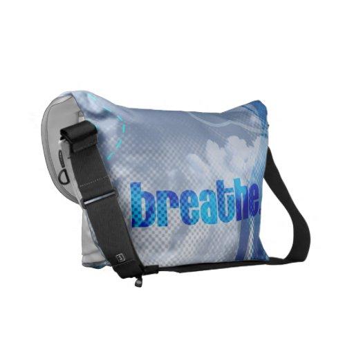 La bolsa de mensajero del carrito de la respiració bolsa messenger