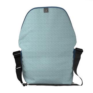 La bolsa de mensajero del carrito del agua azul bolsa de mensajería