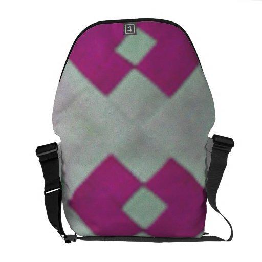 La bolsa de mensajero del carrito del arte del edr bolsas de mensajeria