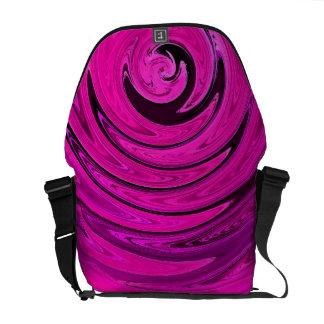 la bolsa de mensajero del carrito del bolsas de mensajería