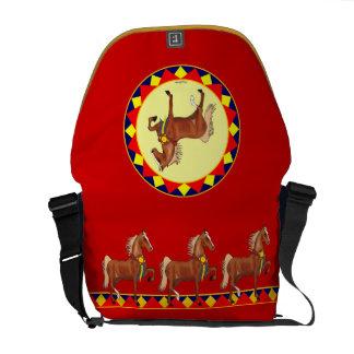 La bolsa de mensajero del carrito del campeón de S Bolsa De Mensajería