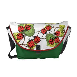 la bolsa de mensajero del carrito del diseño del i bolsas de mensajería