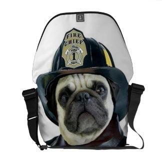 La bolsa de mensajero del carrito del perro del ba bolsas de mensajería