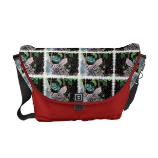 La bolsa de mensajero del carrito del pinzón bolsas messenger