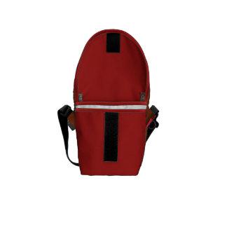 La bolsa de mensajero del carrito - diseño modific bolsa messenger
